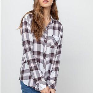 RAILS Hunter Flannel Shirt Size Large
